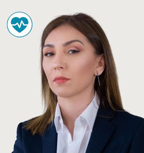 Dr. Merita Ismajli – Marku